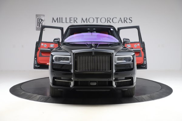 New 2020 Rolls-Royce Cullinan Black Badge for sale $433,950 at Maserati of Greenwich in Greenwich CT 06830 12