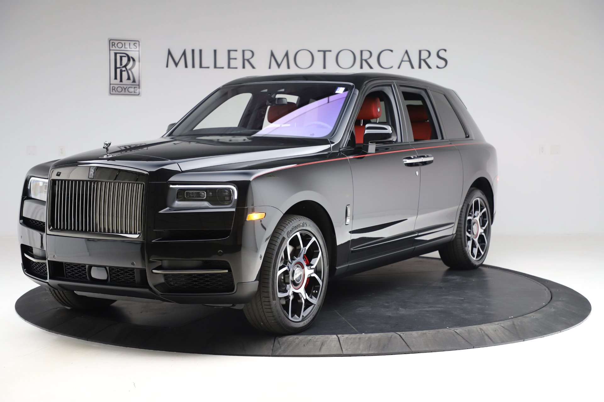 New 2020 Rolls-Royce Cullinan Black Badge for sale $433,950 at Maserati of Greenwich in Greenwich CT 06830 1
