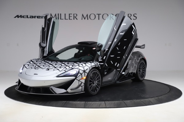 New 2020 McLaren 620R Coupe for sale Call for price at Maserati of Greenwich in Greenwich CT 06830 10