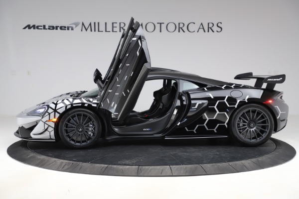 New 2020 McLaren 620R Coupe for sale Call for price at Maserati of Greenwich in Greenwich CT 06830 11