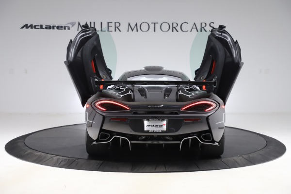 New 2020 McLaren 620R Coupe for sale Call for price at Maserati of Greenwich in Greenwich CT 06830 13