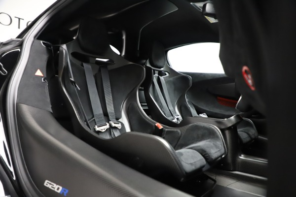 New 2020 McLaren 620R Coupe for sale Call for price at Maserati of Greenwich in Greenwich CT 06830 27