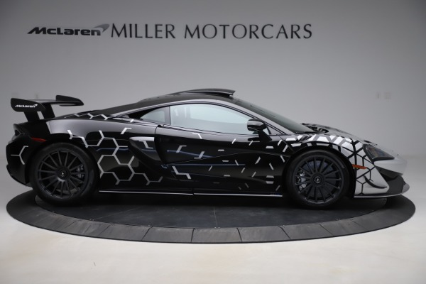 New 2020 McLaren 620R Coupe for sale Call for price at Maserati of Greenwich in Greenwich CT 06830 6