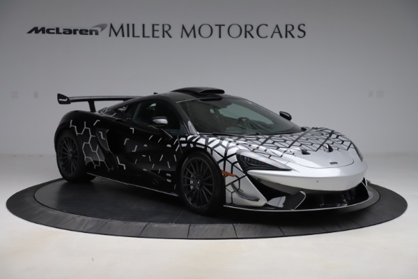 New 2020 McLaren 620R Coupe for sale Call for price at Maserati of Greenwich in Greenwich CT 06830 7