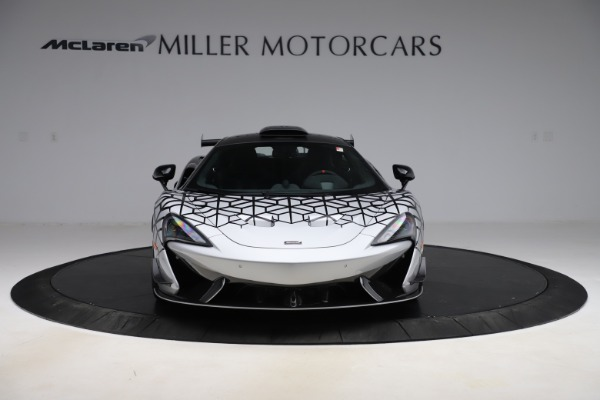 New 2020 McLaren 620R Coupe for sale Call for price at Maserati of Greenwich in Greenwich CT 06830 8