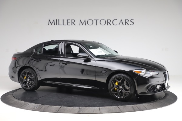 New 2020 Alfa Romeo Giulia Sport Q4 for sale Sold at Maserati of Greenwich in Greenwich CT 06830 10