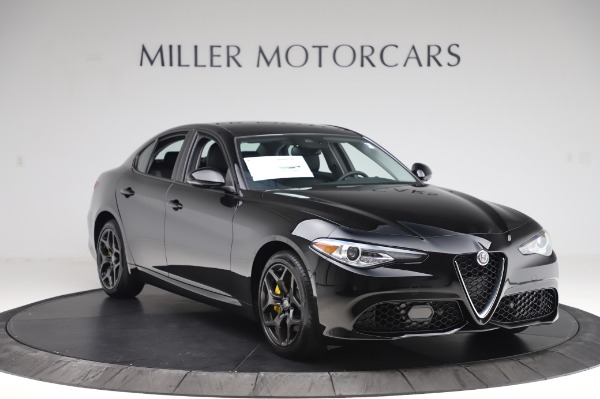 New 2020 Alfa Romeo Giulia Sport Q4 for sale Sold at Maserati of Greenwich in Greenwich CT 06830 11
