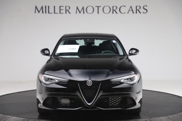 New 2020 Alfa Romeo Giulia Sport Q4 for sale Sold at Maserati of Greenwich in Greenwich CT 06830 12