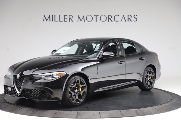 New 2020 Alfa Romeo Giulia Sport Q4 for sale Sold at Maserati of Greenwich in Greenwich CT 06830 2