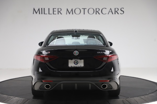 New 2020 Alfa Romeo Giulia Sport Q4 for sale Sold at Maserati of Greenwich in Greenwich CT 06830 6