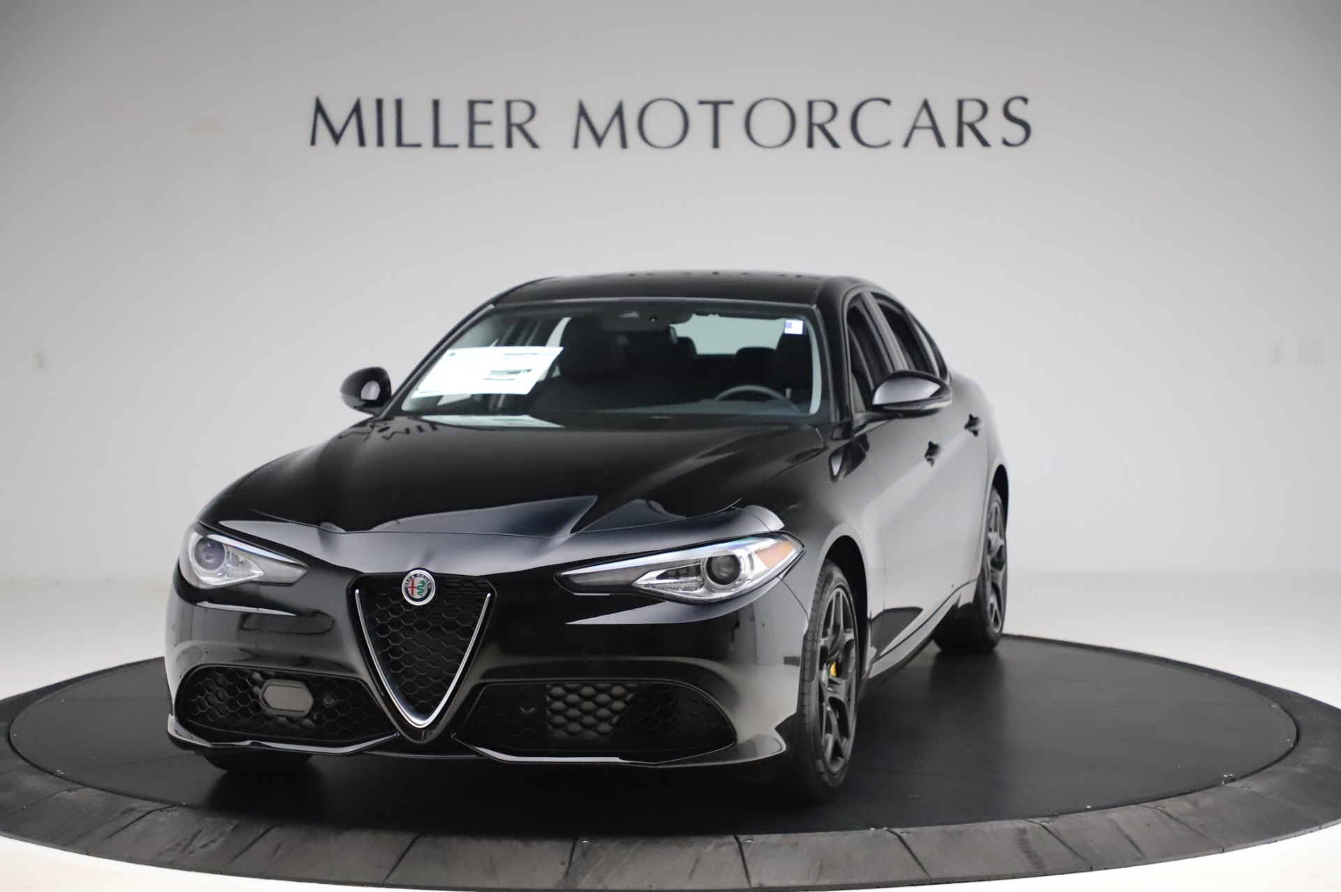 New 2020 Alfa Romeo Giulia Sport Q4 for sale Sold at Maserati of Greenwich in Greenwich CT 06830 1