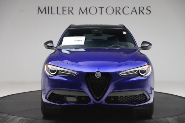 New 2020 Alfa Romeo Stelvio Ti Sport Q4 for sale $57,945 at Maserati of Greenwich in Greenwich CT 06830 12