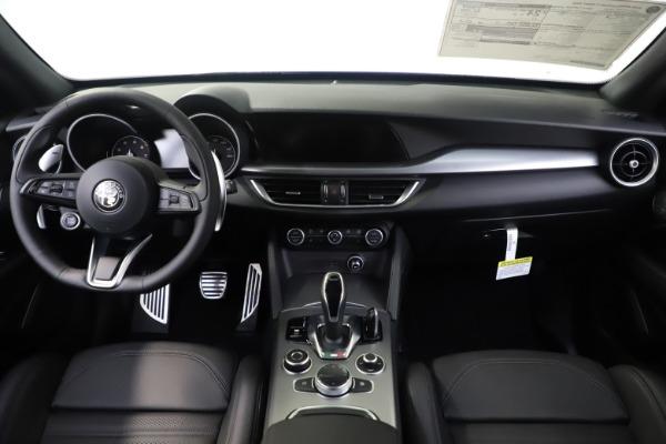 New 2020 Alfa Romeo Stelvio Ti Sport Q4 for sale $57,945 at Maserati of Greenwich in Greenwich CT 06830 16