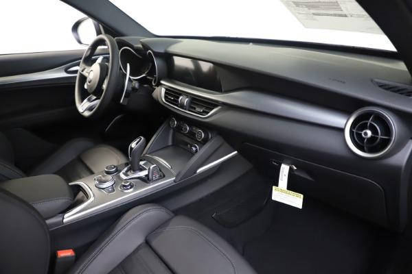 New 2020 Alfa Romeo Stelvio Ti Sport Q4 for sale $57,945 at Maserati of Greenwich in Greenwich CT 06830 22