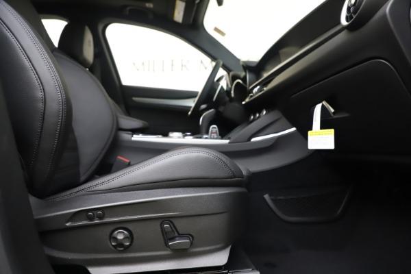New 2020 Alfa Romeo Stelvio Ti Sport Q4 for sale $57,945 at Maserati of Greenwich in Greenwich CT 06830 23