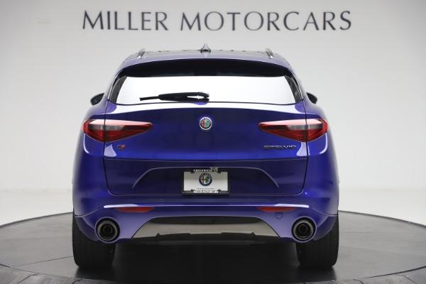 New 2020 Alfa Romeo Stelvio Ti Sport Q4 for sale $57,945 at Maserati of Greenwich in Greenwich CT 06830 6