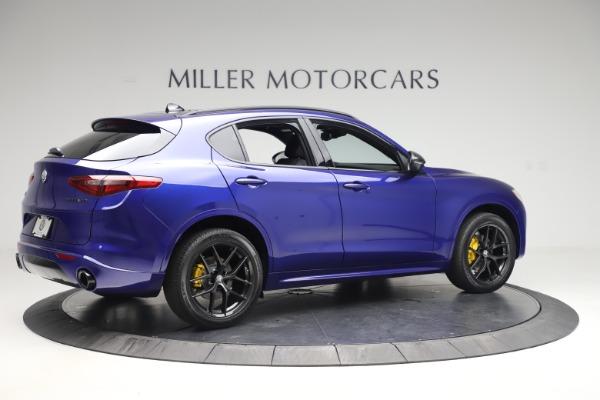 New 2020 Alfa Romeo Stelvio Ti Sport Q4 for sale $57,945 at Maserati of Greenwich in Greenwich CT 06830 8