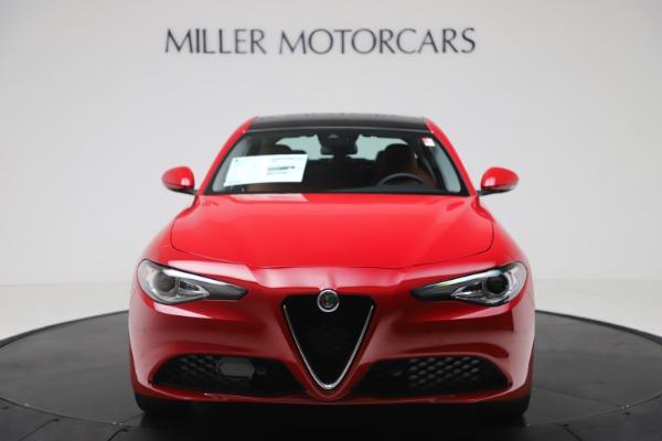 New 2020 Alfa Romeo Giulia Q4 for sale $46,395 at Maserati of Greenwich in Greenwich CT 06830 12