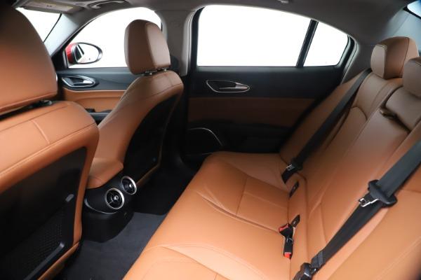New 2020 Alfa Romeo Giulia Q4 for sale $46,395 at Maserati of Greenwich in Greenwich CT 06830 19