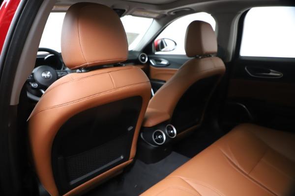 New 2020 Alfa Romeo Giulia Q4 for sale $46,395 at Maserati of Greenwich in Greenwich CT 06830 20