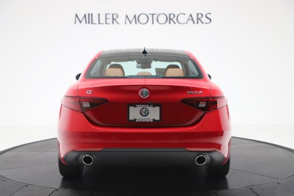 New 2020 Alfa Romeo Giulia Q4 for sale $46,395 at Maserati of Greenwich in Greenwich CT 06830 6