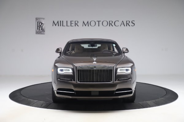 Used 2017 Rolls-Royce Dawn Base for sale $248,900 at Maserati of Greenwich in Greenwich CT 06830 11