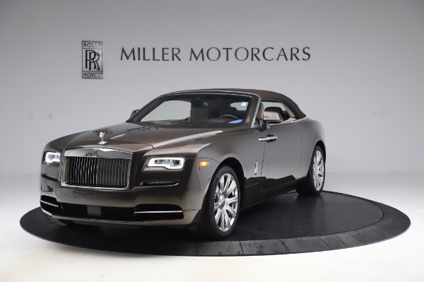 Used 2017 Rolls-Royce Dawn Base for sale $248,900 at Maserati of Greenwich in Greenwich CT 06830 12