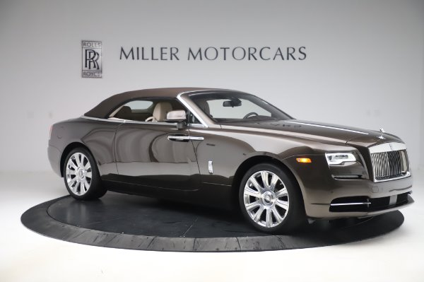 Used 2017 Rolls-Royce Dawn Base for sale $248,900 at Maserati of Greenwich in Greenwich CT 06830 19