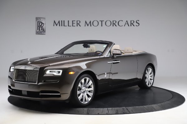 Used 2017 Rolls-Royce Dawn Base for sale $248,900 at Maserati of Greenwich in Greenwich CT 06830 3
