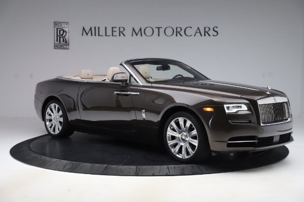 Used 2017 Rolls-Royce Dawn Base for sale $248,900 at Maserati of Greenwich in Greenwich CT 06830 9