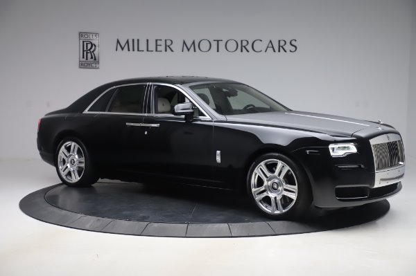 Used 2015 Rolls-Royce Ghost Base for sale Call for price at Maserati of Greenwich in Greenwich CT 06830 10