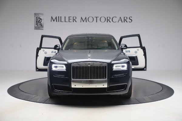Used 2015 Rolls-Royce Ghost Base for sale Call for price at Maserati of Greenwich in Greenwich CT 06830 11