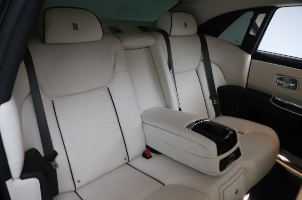 Used 2015 Rolls-Royce Ghost Base for sale Call for price at Maserati of Greenwich in Greenwich CT 06830 15