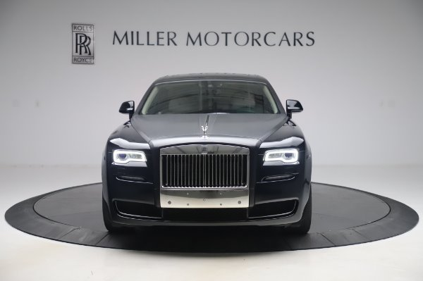 Used 2015 Rolls-Royce Ghost Base for sale Call for price at Maserati of Greenwich in Greenwich CT 06830 2