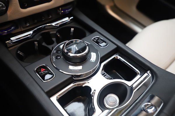 Used 2015 Rolls-Royce Ghost Base for sale Call for price at Maserati of Greenwich in Greenwich CT 06830 21