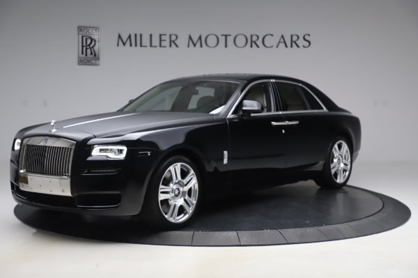 Used 2015 Rolls-Royce Ghost Base for sale Call for price at Maserati of Greenwich in Greenwich CT 06830 3