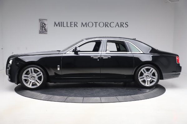 Used 2015 Rolls-Royce Ghost Base for sale Call for price at Maserati of Greenwich in Greenwich CT 06830 4