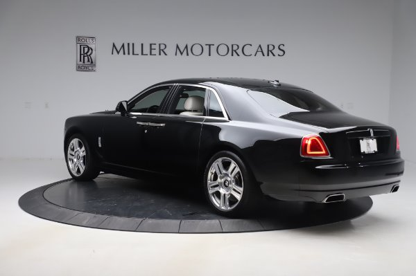 Used 2015 Rolls-Royce Ghost Base for sale Call for price at Maserati of Greenwich in Greenwich CT 06830 5