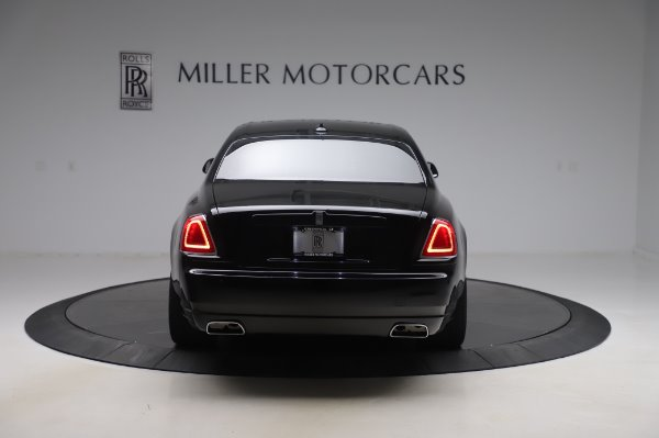 Used 2015 Rolls-Royce Ghost Base for sale Call for price at Maserati of Greenwich in Greenwich CT 06830 6