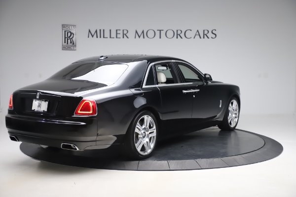Used 2015 Rolls-Royce Ghost Base for sale Call for price at Maserati of Greenwich in Greenwich CT 06830 8
