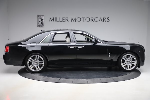 Used 2015 Rolls-Royce Ghost Base for sale Call for price at Maserati of Greenwich in Greenwich CT 06830 9