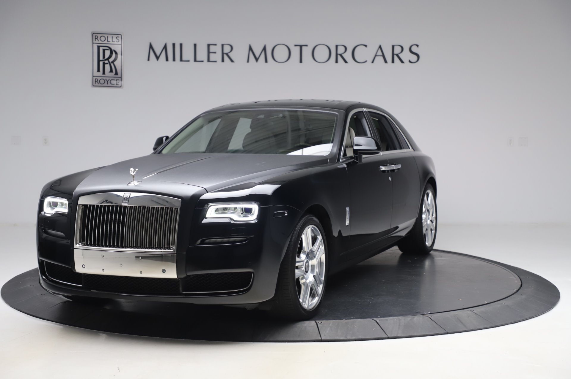 Used 2015 Rolls-Royce Ghost Base for sale Call for price at Maserati of Greenwich in Greenwich CT 06830 1