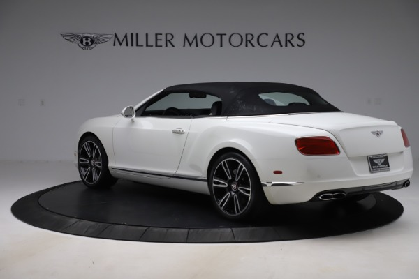 Used 2014 Bentley Continental GT Convertible V8 for sale $106,900 at Maserati of Greenwich in Greenwich CT 06830 15
