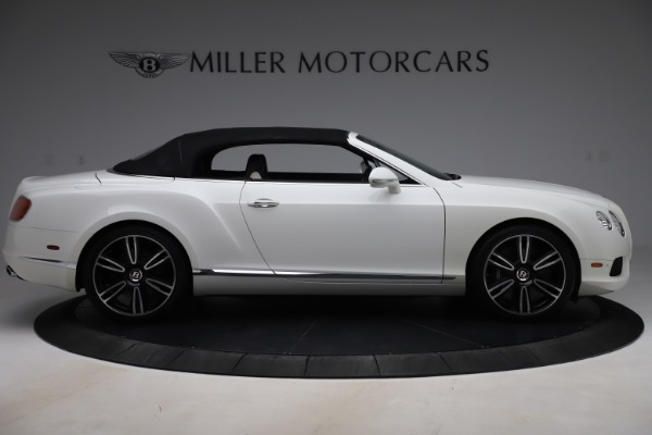 Used 2014 Bentley Continental GTC V8 for sale $114,900 at Maserati of Greenwich in Greenwich CT 06830 17