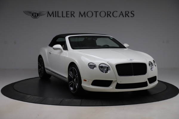 Used 2014 Bentley Continental GTC V8 for sale $106,900 at Maserati of Greenwich in Greenwich CT 06830 18