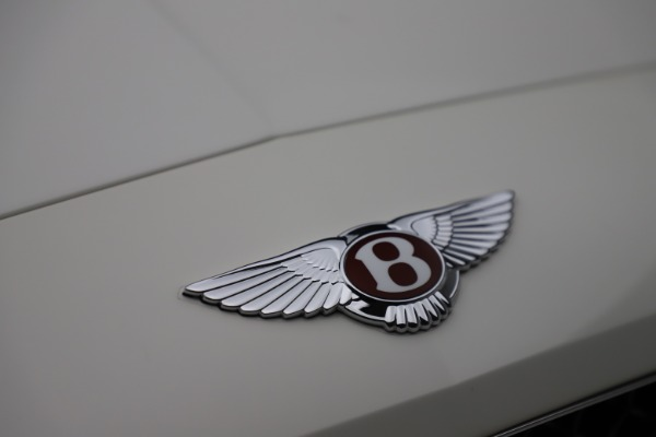 Used 2014 Bentley Continental GTC V8 for sale $106,900 at Maserati of Greenwich in Greenwich CT 06830 21