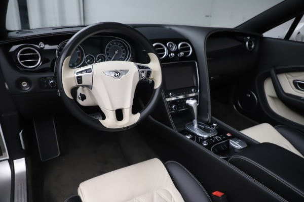 Used 2014 Bentley Continental GTC V8 for sale $114,900 at Maserati of Greenwich in Greenwich CT 06830 25