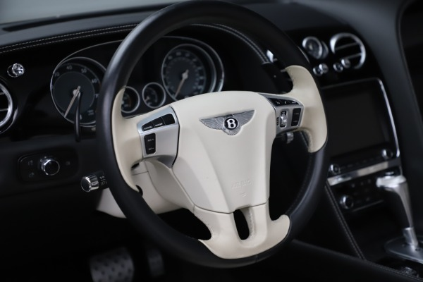 Used 2014 Bentley Continental GT Convertible V8 for sale $106,900 at Maserati of Greenwich in Greenwich CT 06830 26