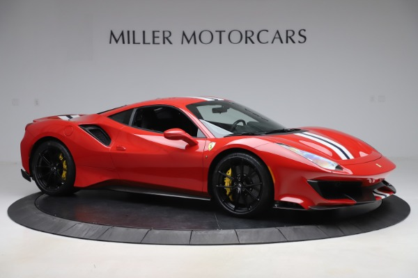 Used 2019 Ferrari 488 Pista for sale $451,900 at Maserati of Greenwich in Greenwich CT 06830 10