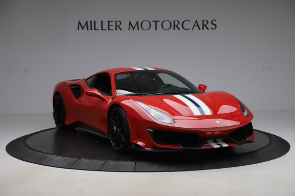 Used 2019 Ferrari 488 Pista for sale $451,900 at Maserati of Greenwich in Greenwich CT 06830 11